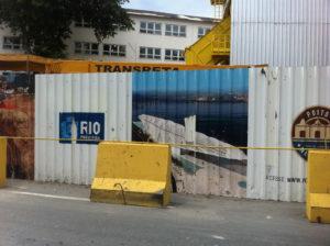 Rio's Porto Maravilha redevelopment, 2013, © Lucy Bullivant.
