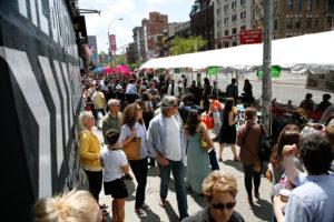 Festival of Ideas, NYC, 2011. Photo: Benoit Pailley.