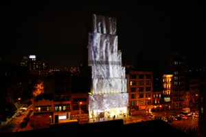 Festival of Ideas, New Museum in the Bowery, NYC, 2011. Photo: Benoit Pailley.