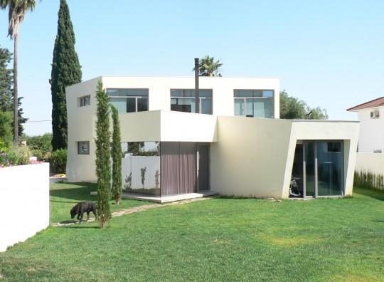 Casa Priego + Lagares, Cordoba, 2008-9, Francisco Gonzalez de Canales and Nuria Alvarez Lombardero.