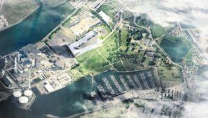 Amager Bakke waste-to-energy plant, BIG, © BIG/Bjarke Ingels Group.