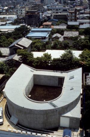 Toyo Ito & Associates Architects, White U (house), 1975-7, Nakano-ku, Tokyo, Japan. Photo: Koji Taki.