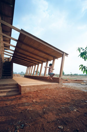 Rudanko + Kankkunen, Sar Pou Berufsschule, Sra Pou, Cambodia, 2010-12, © Anssi Kankkunen.
