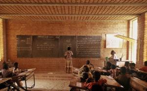 Diébédo Francis Kéré, Secondary School Gando, Gando, Burkina Faso, 2010- © Francis Kéré.