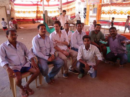 Sai Baba Temple Committee, Bhandup, Mumbai, © URBZ.