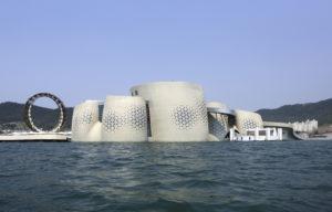 soma, Theme pavilion Expo Yeosu, South Korea, 2012, © soma.