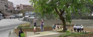 South Entrance – Bairro Alto da Cova da Moura, Associação Cultural O Moinho da Juventude
