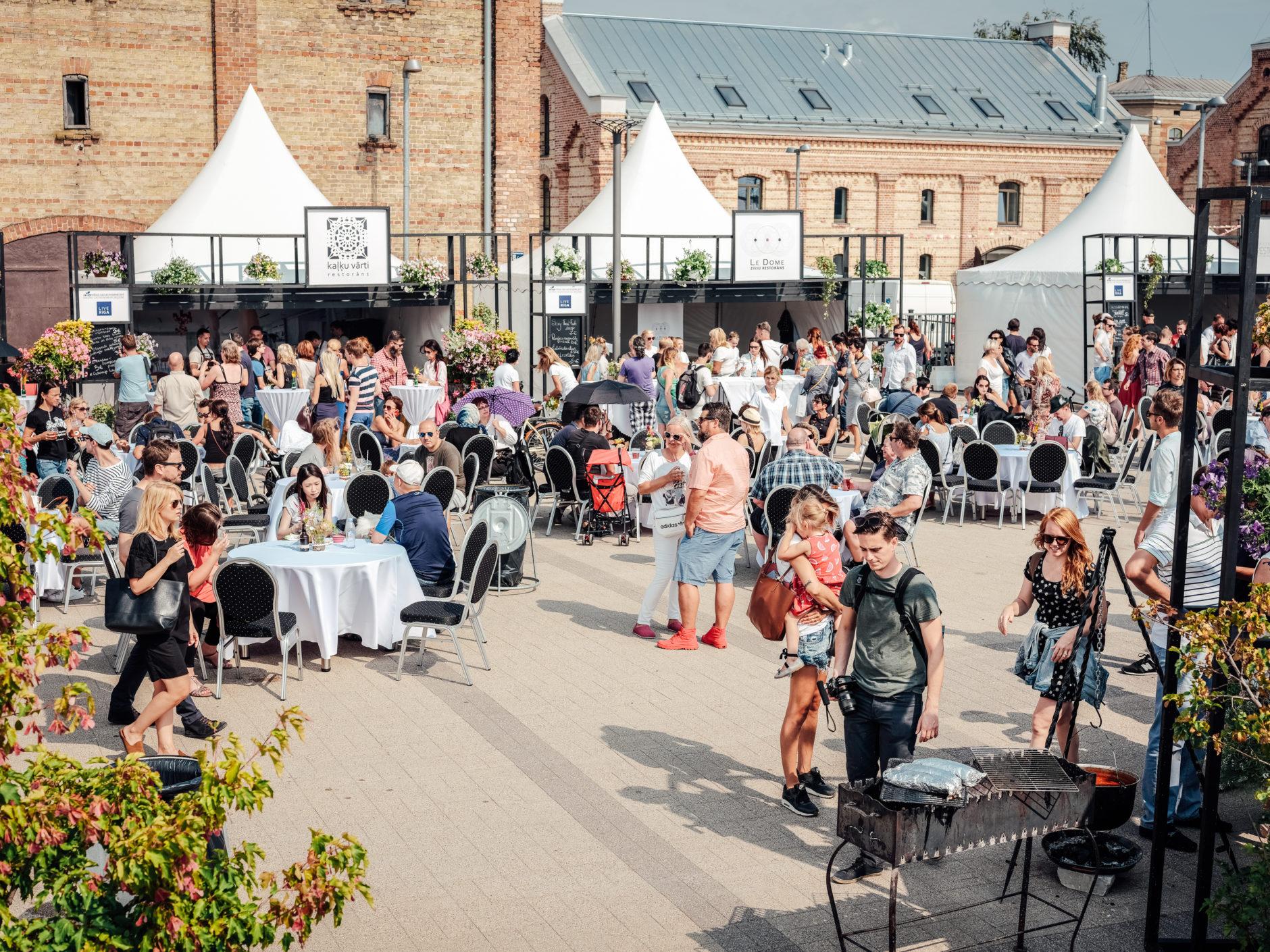 Riga Restaurant Festival 2017. © Karlis Dambrans.