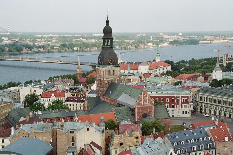 Riga, Latvia. © Stijn Hüwels.