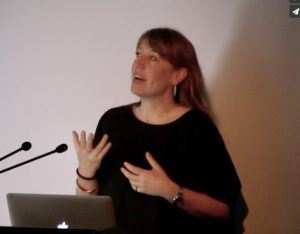 Dr Tarsha Finney, Programme Leader, MA City Design, School of Architecture, RCA.